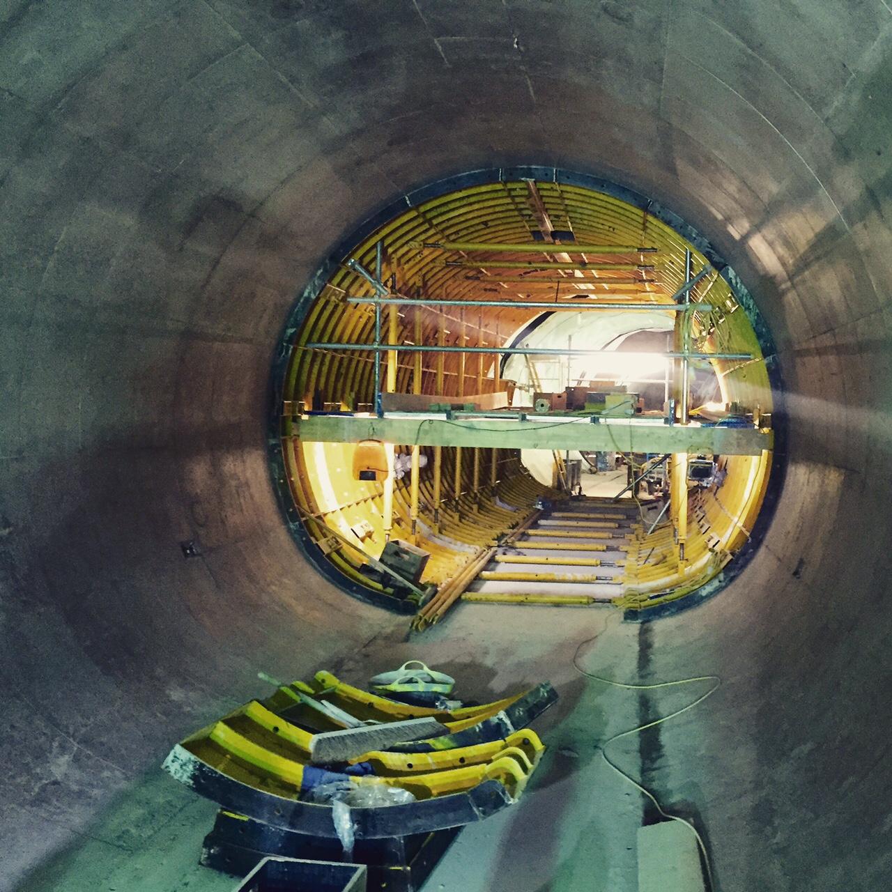 Tunnel Lining Formwork